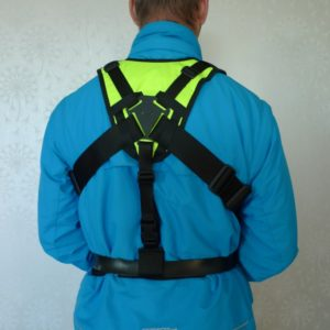 fältselen Ipad fieldharness