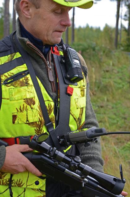 GPS Norsjöselen harness